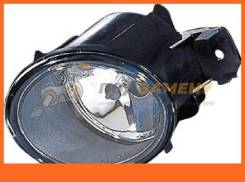 Туманка NISSAN MARCH/TEANA/PRIMERA/QASHQAI/ALMERA/SYLPHY 03-/RENAULT CLIO/SYMBOL 01-04 круглая SAT / ST5512008R