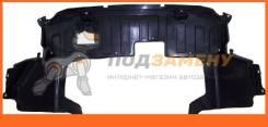 Защита двигателя HONDA FIT 01-07 5D пластик SAT / STHD750250