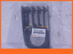 Решетка в бампер под туманку TOYOTA / 5311247030