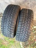 Bridgestone Ice Cruiser 5000. Зимние, под шипы, износ: 30%, 2 шт