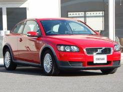 Volvo C30. автомат, передний, 2.4, бензин, 38тыс. км, б/п, нет птс. Под заказ