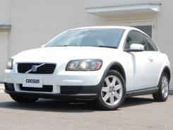 Volvo C30. автомат, передний, 2.4, бензин, 64тыс. км, б/п, нет птс. Под заказ