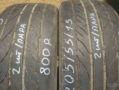 Bridgestone Potenza GIII. Летние, 2002 год, износ: 80%, 1 шт