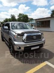 Toyota Tundra. Без водителя