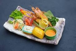 """Доставка блюд японской кухни от ресторана """"Ginza"""", для Вас"""