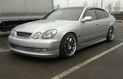 Обвес кузова аэродинамический. Lexus GS300, UZS160, UZS161, JZS160 Lexus GS300 / 430, JZS160, UZS161 Lexus GS300 / 400 / 430, JZS160, UZS160, UZS161 T...