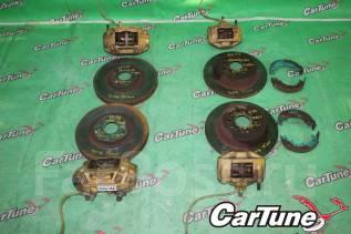 Тормозная система. Toyota Mark II, JZX100, JZX90 Toyota Cresta, JZX100, JZX90 Toyota Supra, JZA80 Toyota Chaser, JZX100, JZX90