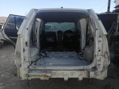 Задняя часть автомобиля. Suzuki Grand Vitara Suzuki Escudo, TD54W