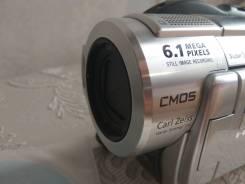 Sony DSR. 6 - 6.9 Мп, с объективом