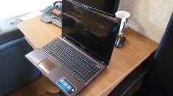 """Asus K53BY. 15.6"""", 1,6ГГц, ОЗУ 3072 Мб, диск 320 Гб, WiFi, Bluetooth, аккумулятор на 3 ч."""