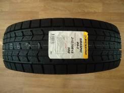 Dunlop Graspic DS3. Зимние, без шипов, 2016 год, без износа, 4 шт