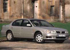 Стекло противотуманной фары. Infiniti I30 Nissan Maxima, A32 Nissan Cefiro, A32 Двигатели: VQ20DE, VQ30DE