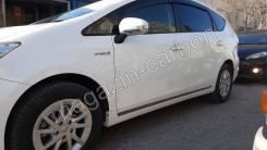 Накладка на дверь. Toyota Prius a, ZVW40W, ZVW41, ZVW40, ZVW41W