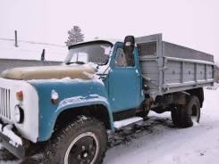 ГАЗ 53. , 4 200 куб. см., 3 500 кг.