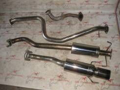 Глушитель. Honda Stream, RN6 Honda Civic, FD1, FD2, FD3, FD7