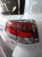 Накладка на стоп-сигнал. Toyota Land Cruiser, GRJ200, J200, URJ200, URJ202, URJ202W, UZJ200, UZJ200W, VDJ200 Двигатели: 1URFE, 1VDFTV