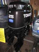 Tohatsu. 25,00л.с., 4-тактный, бензиновый, нога S (381 мм), Год: 2006 год
