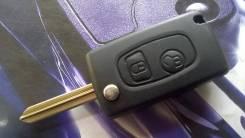 Корпус ключа. Citroen: C1, C2, C3, Berlingo, Saxo, Xsara
