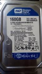 Жесткие диски. 160 Гб, интерфейс Sata 2