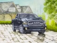 Картина Додж Рам