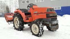 Kubota X24. Продаётся отличный Мини трактор Kubota Х-24 БП по РФ в Томске, 24 л.с.