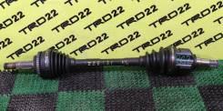 Привод. Toyota Corolla Verso, ZZE121 Toyota Corolla, ZZE120, ZZE121, ZZE121L, ZZE120L Двигатели: 3ZZFE, 4ZZFE