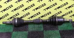 Привод. Toyota Corolla Verso, ZZE121 Toyota Corolla, ZZE121, ZZE120, ZZE121L, ZZE120L Двигатели: 3ZZFE, 4ZZFE