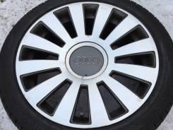 Audi. 7.5x17, 5x100.00, 5x114.30, ET35