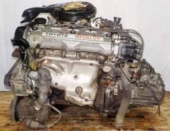 Двигатель в сборе. Toyota: Sprinter Marino, Corolla Ceres, Soluna Vios, Sprinter Trueno, Soluna, Carina, Vios, Pixis Space, Corolla, Sprinter, Corolla...