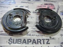Кожух тормозного суппорта. Subaru Outback, BP9 Subaru Legacy, BP9, BL5, BL9, BP5, BPE, BHCB5AE, BLE, BHE, BH9, BHC, BE9, BH5, BE5, BPH, BEE Двигатели...