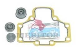 Кового тормоза!заглушки(3шт),прокладка для 40 195 043/4DAF LF45/55,IVECO EuroCargo CWSK.12.4_р/к дис Trucktechnic CWSK124