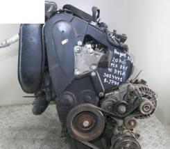 ДВС (Двигатель) Peugeot 405 1990 г. Дизель 1.9 Турбо Мех. 063911