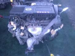 Двигатель MAZDA DEMIO, DY3W, ZJVE; MEX S3383, 76000 km