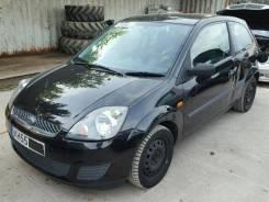 Капот Ford Fiesta 2001-2007 1,25 75 ЛС FUJA