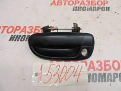 Ручка двери внешняя Hyundai Accent 2 (LC, Tagaz) 2000-2012г