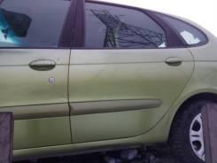 Дверь задняя левая на Renault Scenic 99-02, K4M