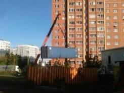Услуги крана Като 10-25 тонн в Новосибирске