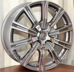 Lexus. 8.5x20, 5x150.00, ET60