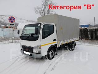Mitsubishi Canter. Продается грузовик,, 2 800 куб. см., 1 500 кг.