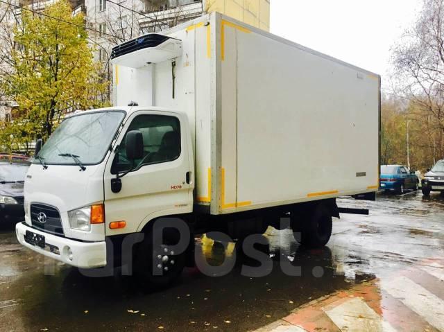 hyundai грузовики москва