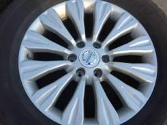 Nissan. 8.0x20, 6x139.70, ET35, ЦО 77,8мм. Под заказ