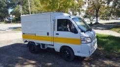 Daihatsu Hijet. Продам грузовичок 06г. в.4WD, коробка, бенз. (как новый! ), 660 куб. см., 500 кг.