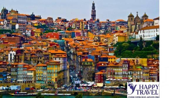 Португалия. Лиссабон. Экскурсионный тур. Сказочная Португалия + отдых в Испании из Владивостока с руководителем