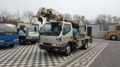 Mitsubishi Canter. Продам автобуровую . Полная Пошлина, 4 600 куб. см.