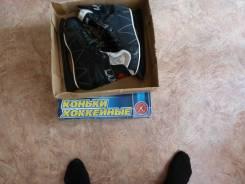 Продам коньки хоккейные 41р. размер: 41, хоккейные коньки