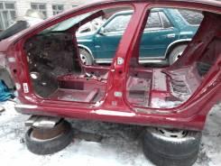 Порог кузовной. Peugeot 407, 6D, 6E Двигатель EW10A