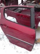 Дверь боковая. Peugeot 407, 6D, 6E Двигатель EW10A