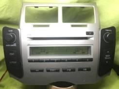 Магнитола. Toyota Vitz, SCP90, KSP90, NCP91, NCP95 Двигатели: 1KRFE, 2NZFE, 1NZFE, 2SZFE