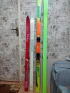 Горные лыжи. 185,00см., горные лыжи, универсальные