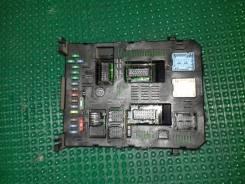 Блок предохранителей салона. Peugeot 407, 6D, 6E Двигатель EW10A